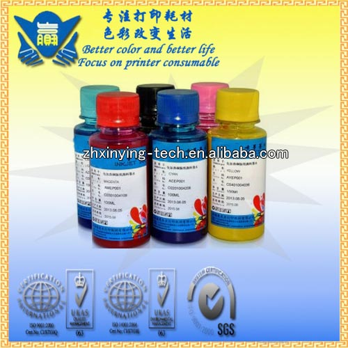 Recommend pigment ink compatible for Epson 7700