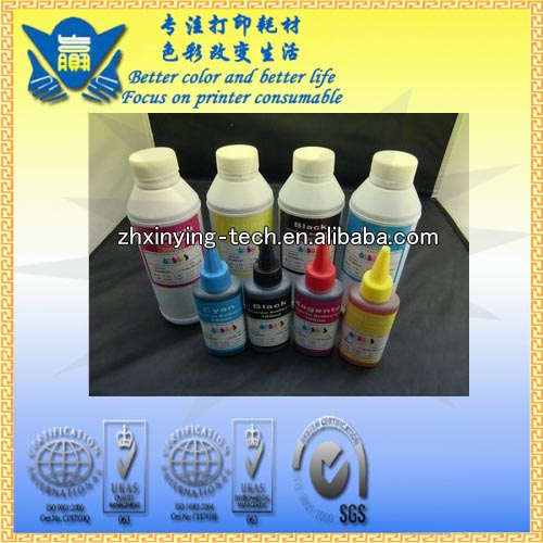 Recommend dye ink compatible for Lexmark printer