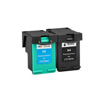 compatible color ink cartridge for 94 95